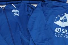 Serigrafia abbigliamento sportivo