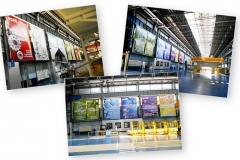 Stampa Banner - Roll up - Canvas