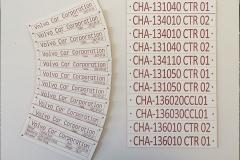 Incisione laser PVC Incisioni Cassino Frosinone