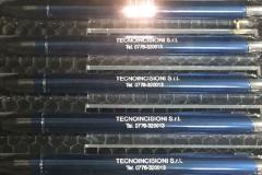 Incisione laser di precisione Cassino Frosinone