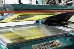 Macchina semiautomatica da stampa 2