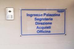 Targhe Professionali su Pannello Cassino Frosinone