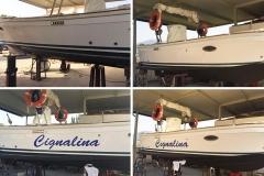 Stampa su Barche e veicoli grandi