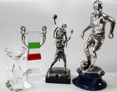 Realizzazione Trofei Premiazioni Sportive Cassino Frosinone